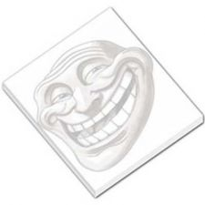 Buy Troll Guy Rage Comic 50 Sheet Mini Paper Memo Pad
