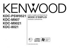 Buy Kenwood KDC-M907 by download Mauritron #221996
