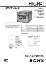 Buy SONY ICD-55 Technical by download #104989
