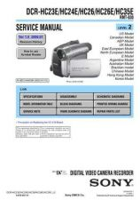Buy Sony DCR-TRV380-TRV480-TRV480E-3 Service Manual by download Mauritron #231870