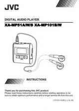 Buy JVC XA-MP51A-W-S XA-MP101B-W Service Manual Schematic Circuit by download Mauritron #