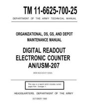 Buy USM-207 Technical Information by download #116240