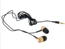 Buy Kanen Kn-92 Wooden In Ear Headhopes Earphones For Mp3