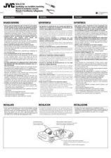 Buy JVC 3351401b01-0 Service Manual by download Mauritron #273125