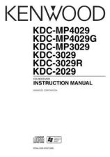 Buy Kenwood KDC-MP4029 by download Mauritron #222026