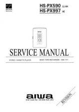 Buy AIWA 09-996-405-2R3 Service Informat by download #107606