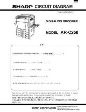 Buy Sharp ARC260-260M CD GB(1) Service Manual by download Mauritron #208191