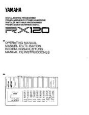 Buy Yamaha RX-V630RDSE Operating Guide by download Mauritron #249812