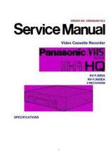 Buy Panasonic NV-FJ600ea by download Mauritron #230705