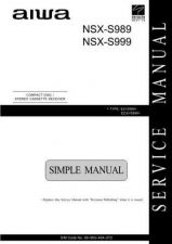 Buy AIWA 09-993-404-2T2 Service Informat by download #107521