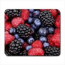 Buy Berry Mixed Berries Fruit Baker Cook Computer Mouse Pad