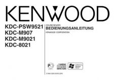 Buy Kenwood KDC-M9021 by download Mauritron #221990