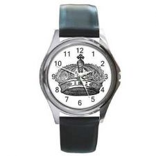 Buy Royal Crown Round Unisex New Wrist Watch