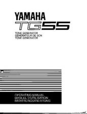 Buy Yamaha TG77E1 1 Operating Guide by download Mauritron #250080