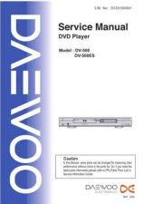 Buy Daewoo. DVDVCP01. Manual by download Mauritron #212928