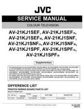 Buy JVC AV21BJ8ENS by download Mauritron #269509