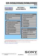 Buy Sony DCR-HC94E-HC96HC96E Service Manual by download Mauritron #231860
