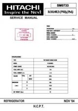Buy Sony R-300ARU3 Service Manual by download Mauritron #232290