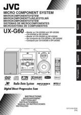 Buy JVC UX-G60-11 Service Manual by download Mauritron #273693