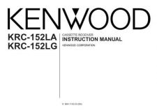 Buy Kenwood KRC-15RG Operating Guide by download Mauritron #219215