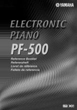 Buy Yamaha PF500EGFS2(1) Operating Guide by download Mauritron #249148
