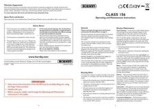 Buy Hornby Class 156 Maintenance Sheets by download Mauritron #206691