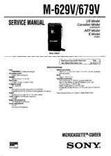Buy Sony M-530V-535V-630V-635VK Service Manual. by download Mauritron #242389