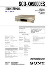 Buy Sony SCD-XA777ES Technical Manual. by download Mauritron #243819