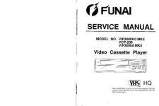 Buy FUNAI vip-200- by download #101004