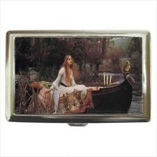 Buy The Lady of Shalott Art Cigarette Money Credit Business Card Case