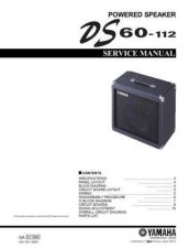 Buy JVC DS60-112_E Service Manual by download Mauritron #250553