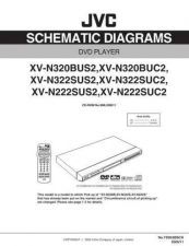 Buy JVC XV-N222SUS2 Service Manual On by download Mauritron #273068