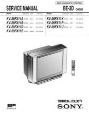 Buy Sony KV2681 Service Manual by download Mauritron #244272
