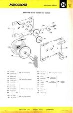 Buy Hornby Dublo No.24 - Meccano Magic Clockwork Motor Information by download Maur