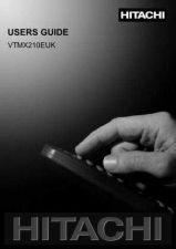 Buy Hitachi VTMX210EUK EN Manual by download Mauritron #225853