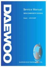 Buy Daewoo. SM_CTV-21A1_(E). Manual by download Mauritron #213256