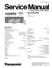 Buy Panasonic scht940-sm Service Manual by download Mauritron #268789