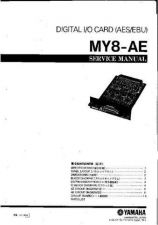 Buy Yamaha MY16-AT EJ Manual by download Mauritron #258249