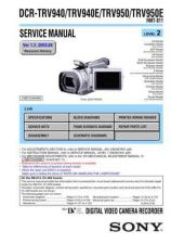 Buy Sony D-NE300 Service Manual by download Mauritron #240073