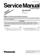 Buy Panasonic MD0604127A1_L_SA-HT744PC Service Manual by download Mauritron #267778