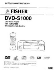 Buy Fisher DVD-9201-01 Service Manual by download Mauritron #215613