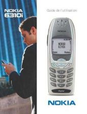 Buy NOKIA 6310I MOBILE PHONE OPERATING GUIDE by download Mauritron #230233
