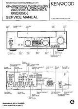 Buy KENWOOD KRF-X9995D-S VR-5900 5700 Technical Information by download #118756