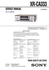 Buy Sony XR-CA310L210 Service Manual. by download Mauritron #246224