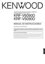 Buy Kenwood KRF-V5560 Operating Guide by download Mauritron #219471
