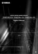 Buy Yamaha DME8IES EN OM A0 Operating Guide by download Mauritron #247521