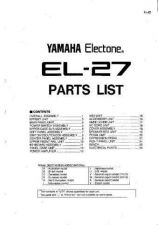 Buy JVC EL400 200 PCB1 E Service Manual by download Mauritron #250773