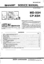 Buy Sharp MDX5H-CPX5H (1) Service Manual by download Mauritron #210135