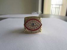 Buy 1982 Super Bowl XVII CHAMPIONSHIP RING Washington Redskins MVP Riggins 11S NIB