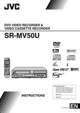 Buy JVC SR-MV50U Service Manual by download Mauritron #273600